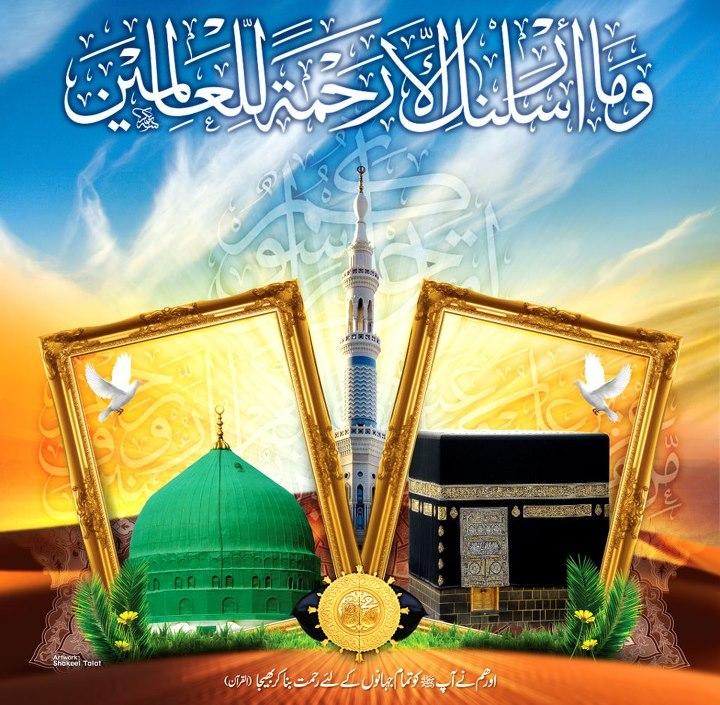 Milad Shareef wallpaper