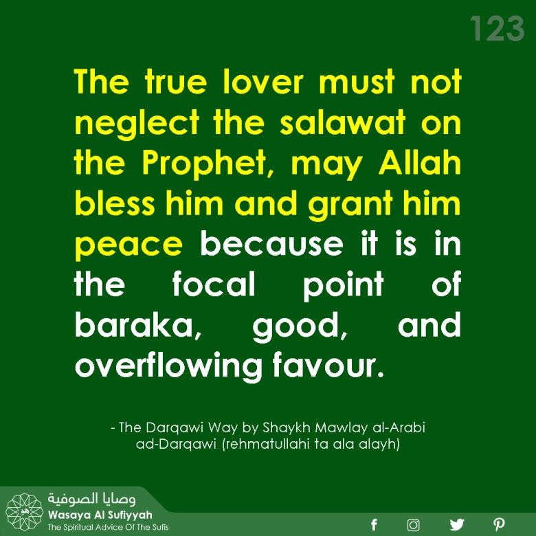 Wasaya Al Sufiyyah post Sufi Quotes 123
